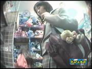 【原盤】女子高生お買い物パンチラ VOL.6